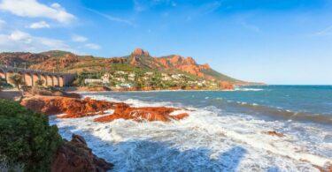 Séjour en France sur la Côte d'Azur