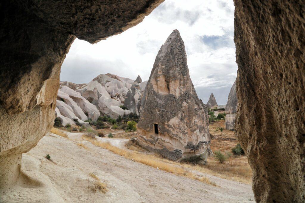 vallée des épées Turquie