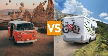 van ou camping-car