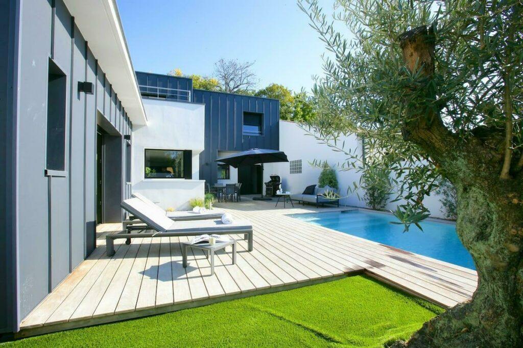 villa de luxe à La Rochelle