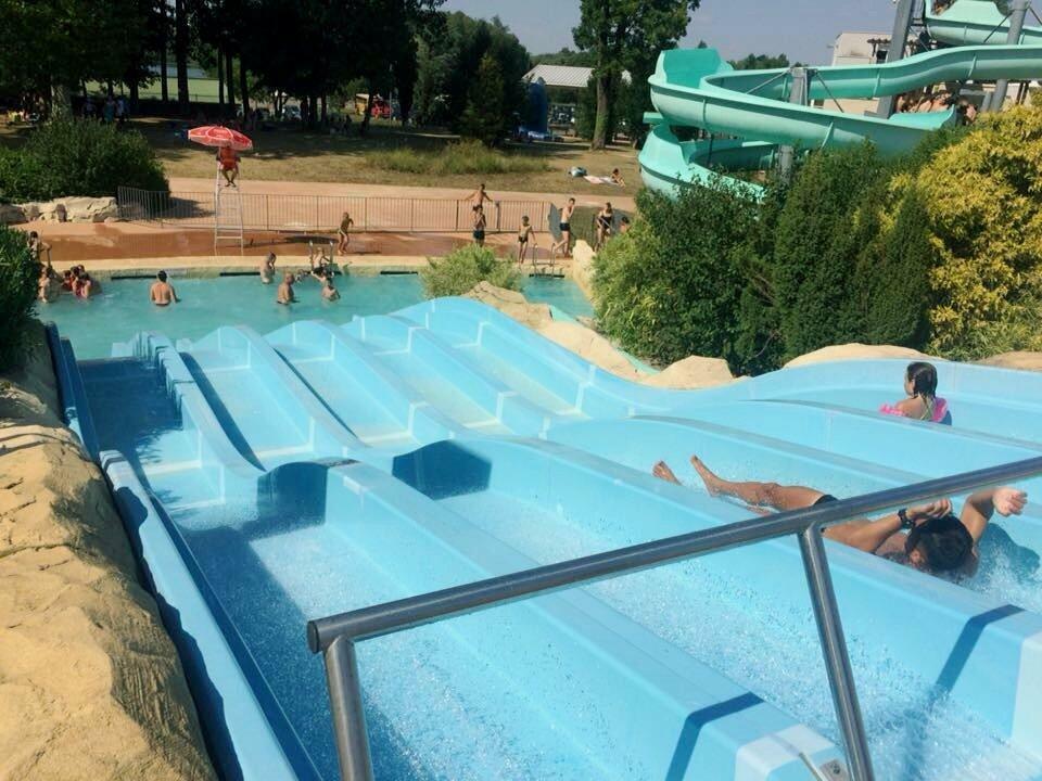 Aquaparc Isis parc aquatique de France
