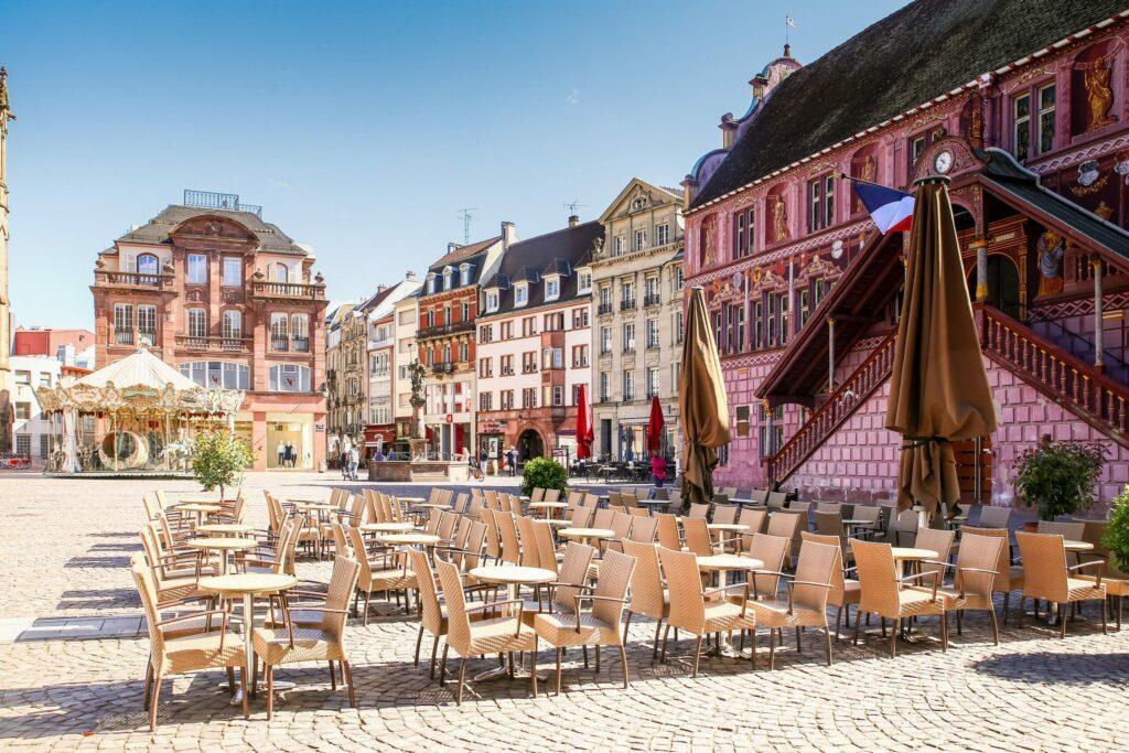 Centre de Mulhouse