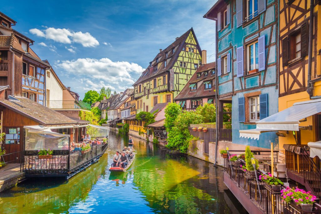 Colmar à voir en Alsace