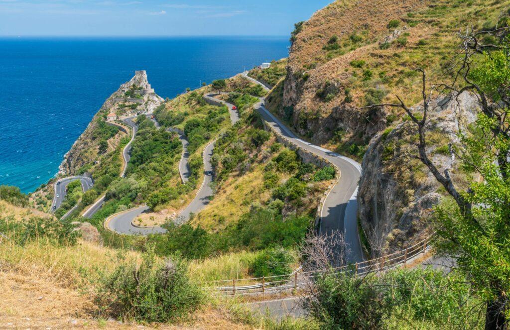 conduire en Sicile