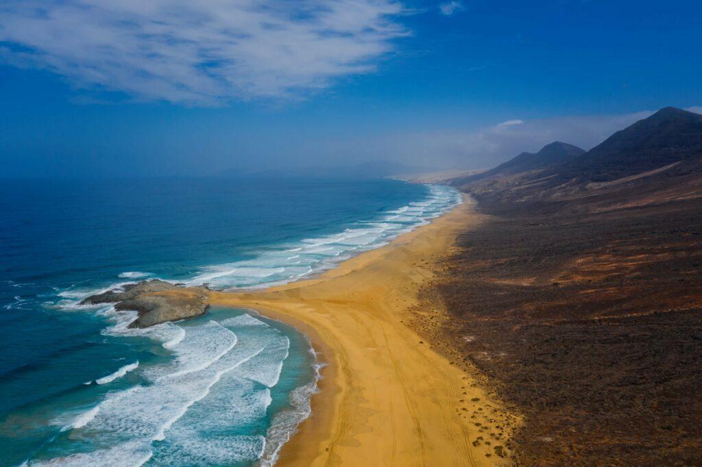 Les dunes de Cofete
