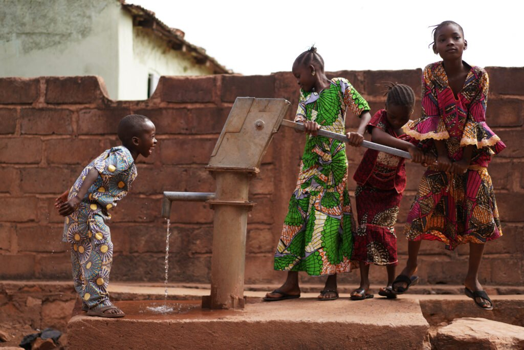 enfants du Togo