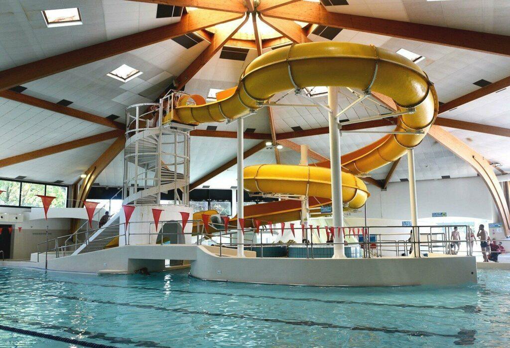 Espace Grand Bleu parc aquatique