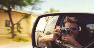 Faire une photo depuis sa voiture