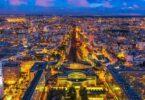 La Gare Montparnasse de nuit