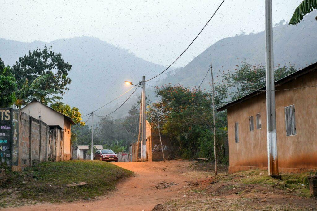 Kpalimé au Togo