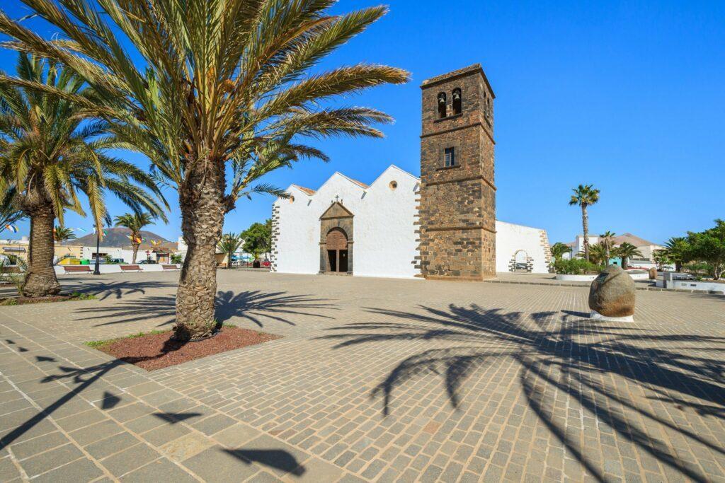 La Oliva à faire à Fuerteventura