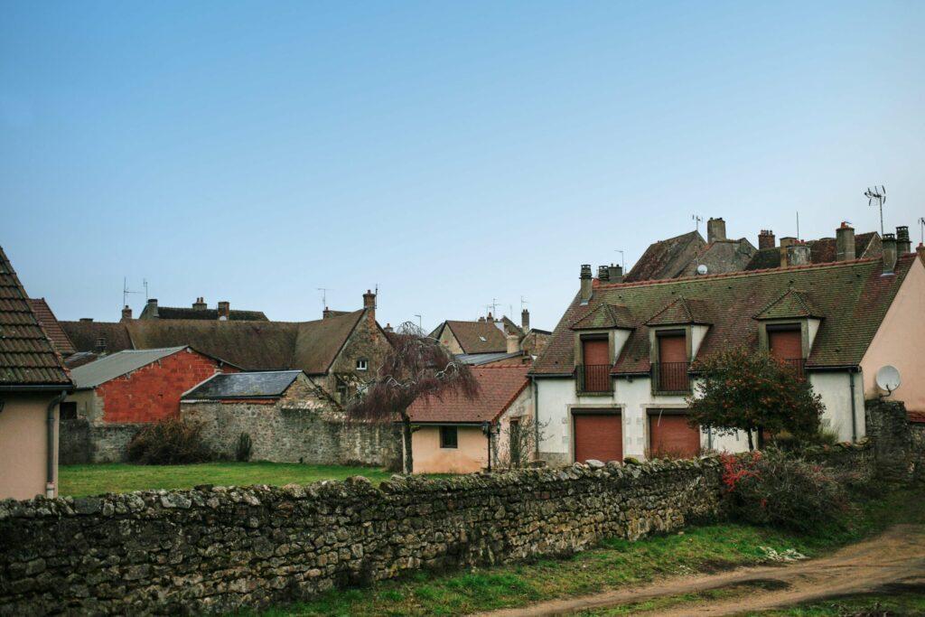 Le village historique de Saulieu à faire dans le parc naturel du Morvan