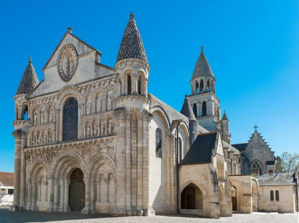 L'église Notre-Dame-la-Grande