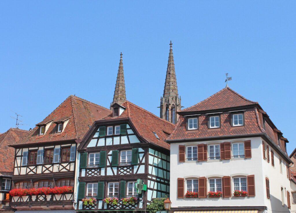 Munster en Alsace