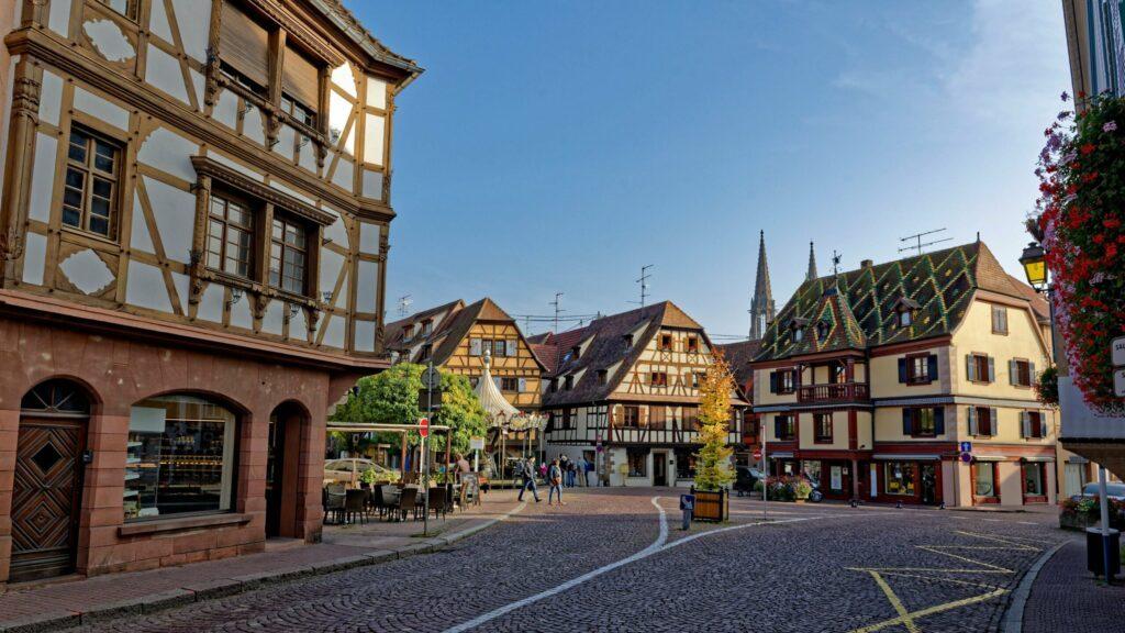Obernai en Alsace