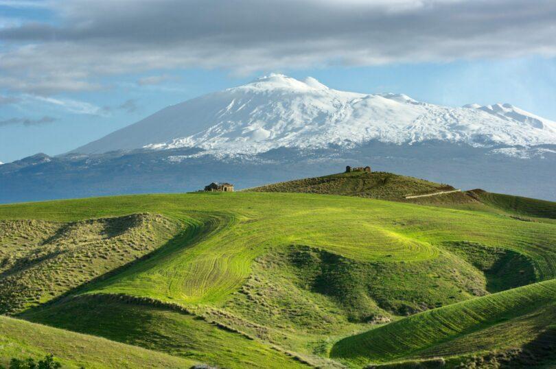 paysages de Sicile