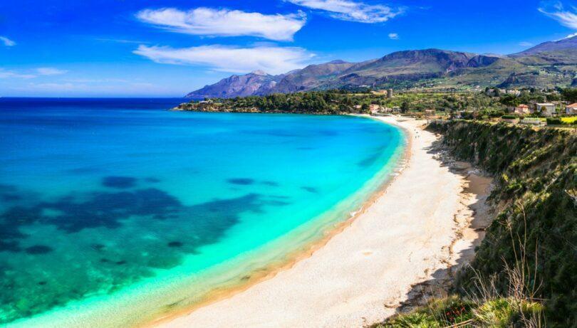 plages de Sicile