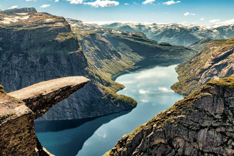 plus beaux fjords de Norvège
