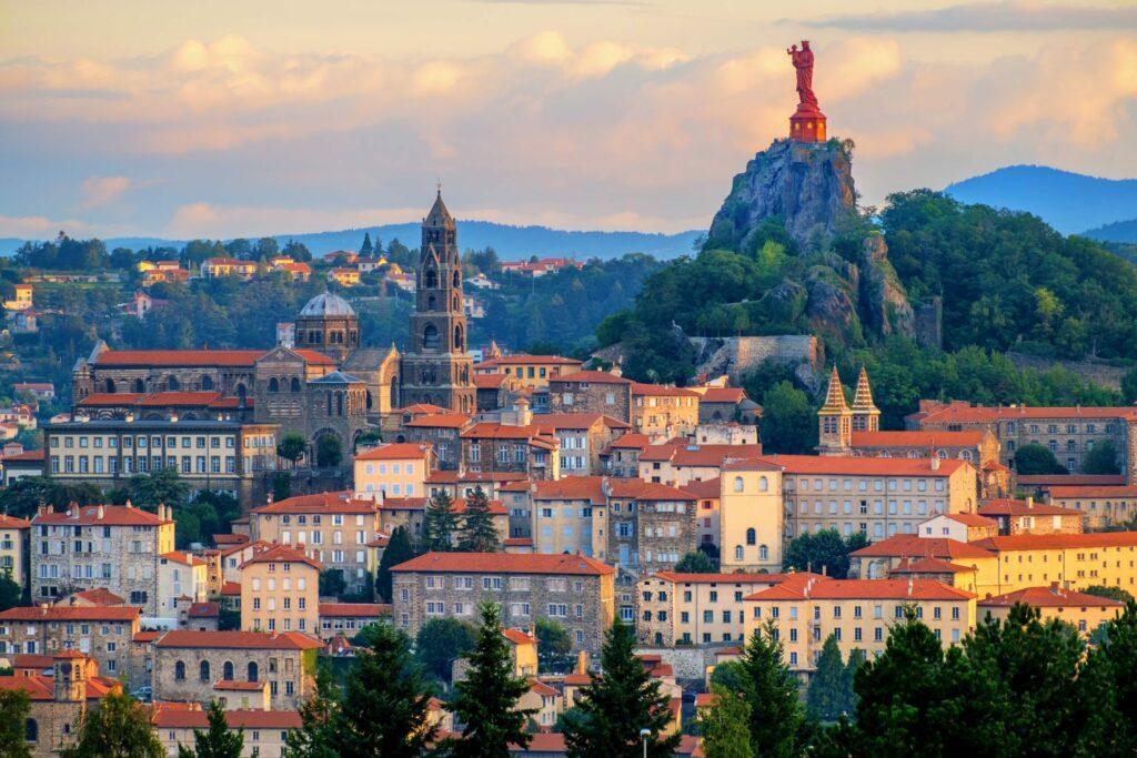 Puy-en-Velay en Auvergne