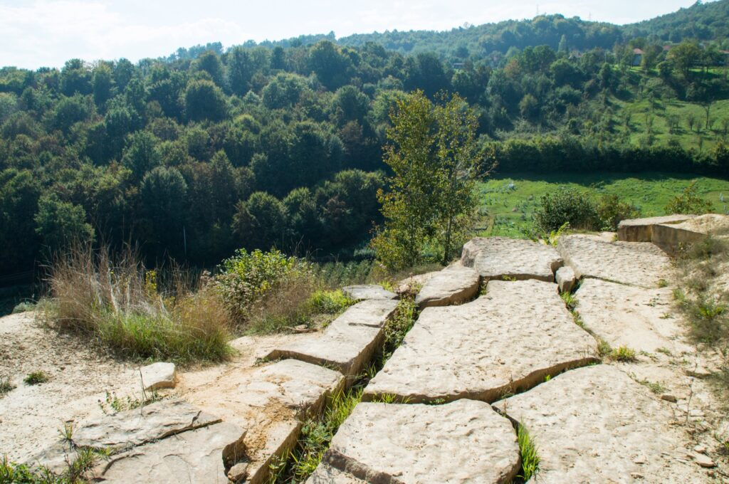 Site archéologique des pyramides de Visoko