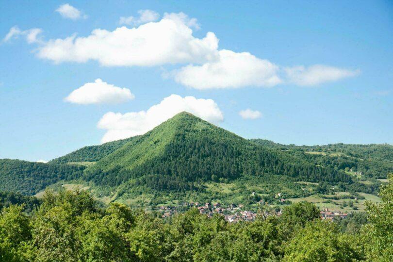 Les Pyramides de Bosnie (Visoko)
