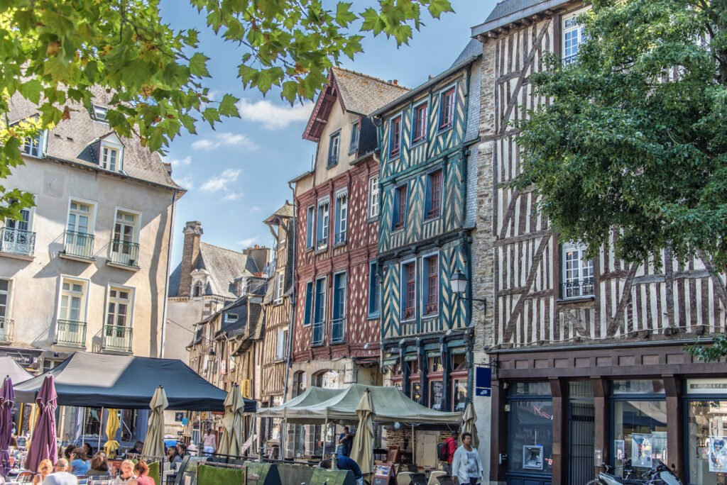 Rennes en Bretagne