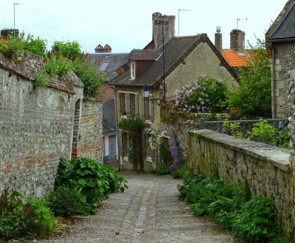 Saint-Valéry-sur-Somme et sa cité médiévale