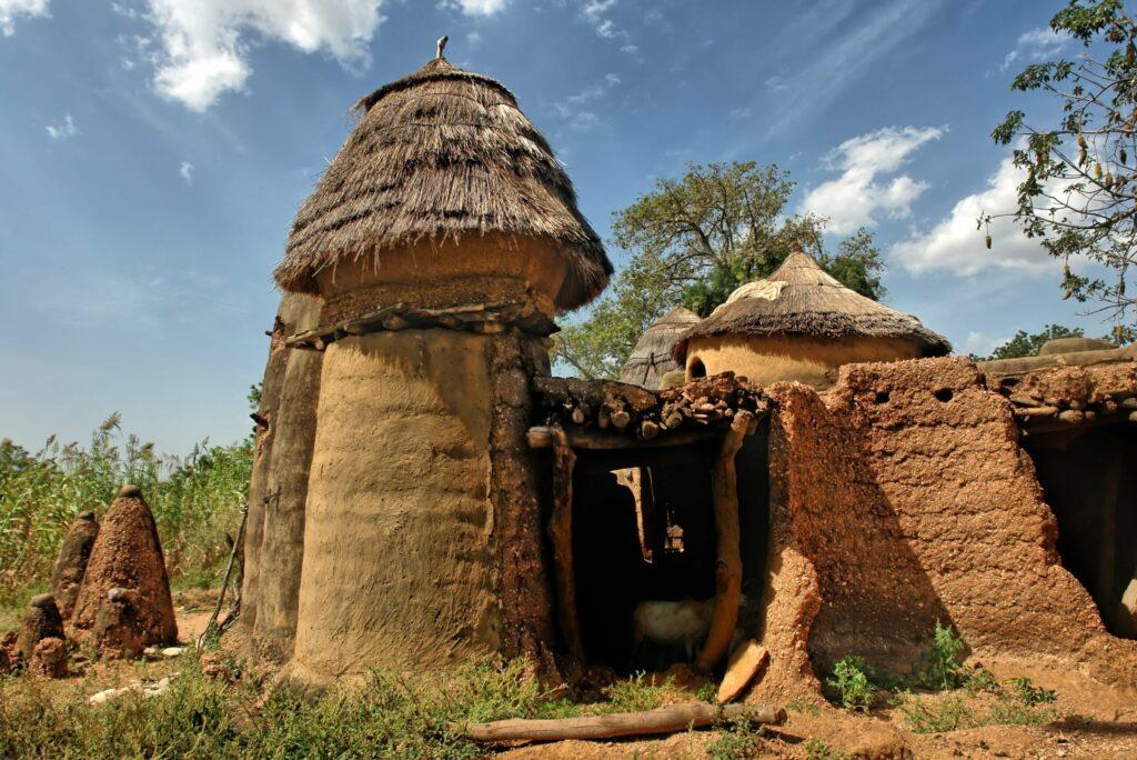Takienta traditionnelle au Togo