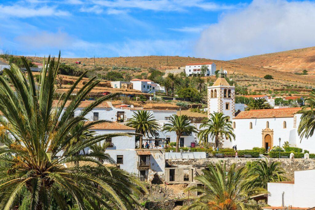 village de Betancuria