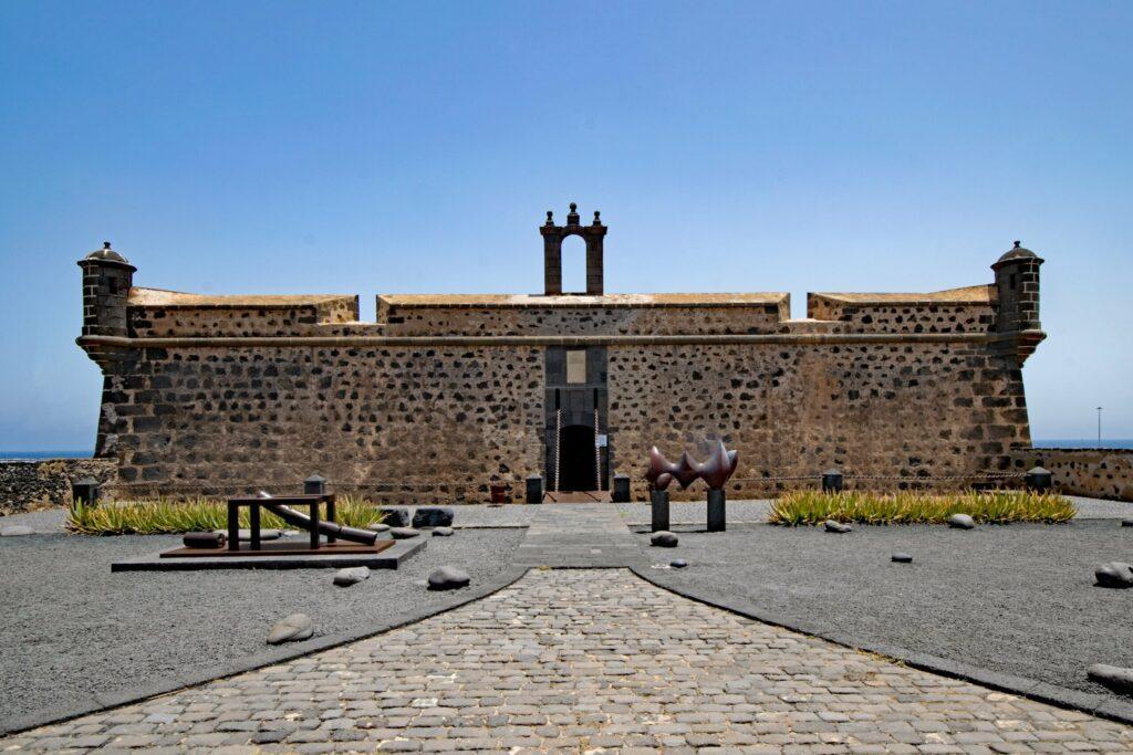château de San José Lanzarote