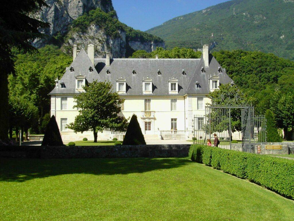 Le château de Sassenage à faire dans le parc naturel du Vercors
