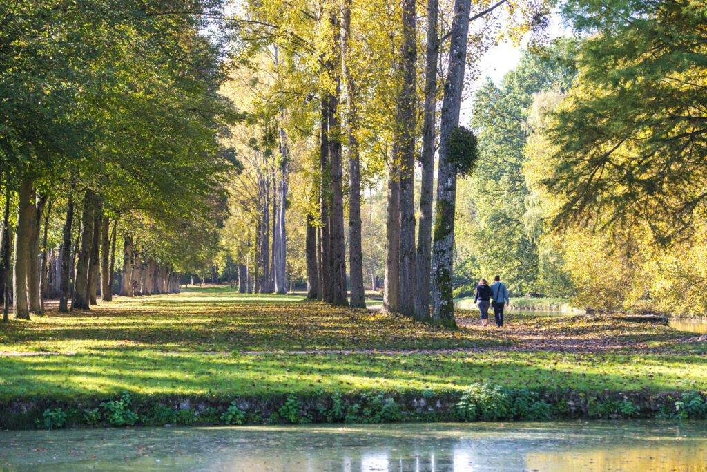forêt de Rambouillet pour un weekend en amoureux proche de Paris