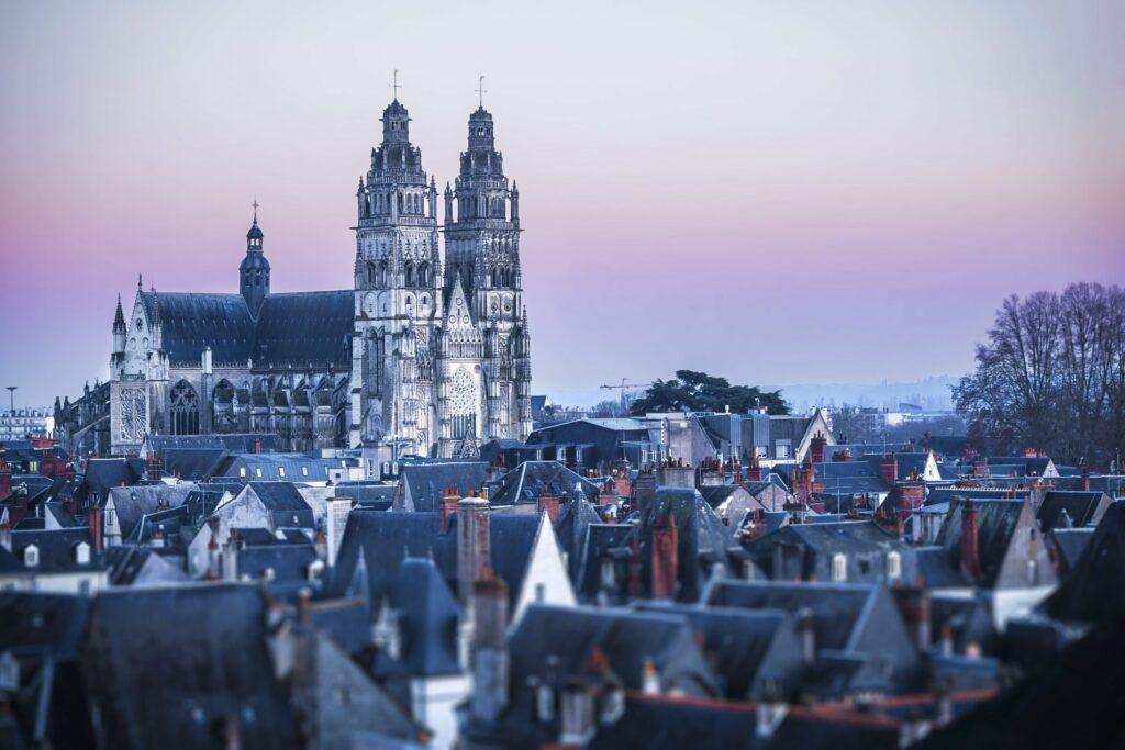 La Cathédrale Saint-Gatien de Tours