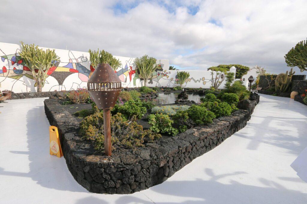 La Fondation César Manrique à Lanzarote