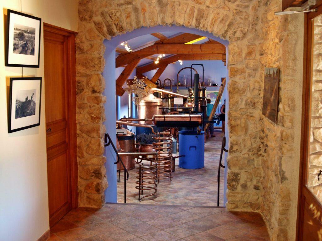 Musée de la lavande à voir en Ardèche