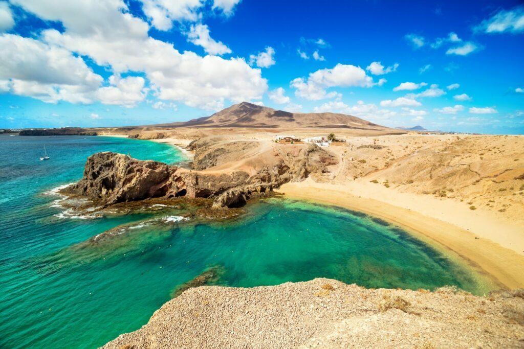 Playa Papagayo à faire à Lanzarote