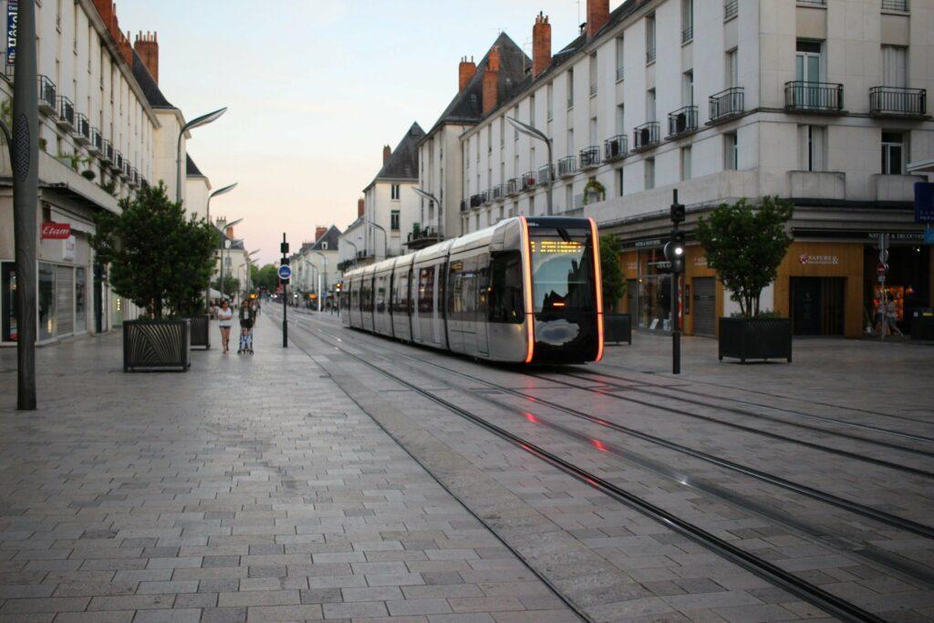 rue Nationale à Tours