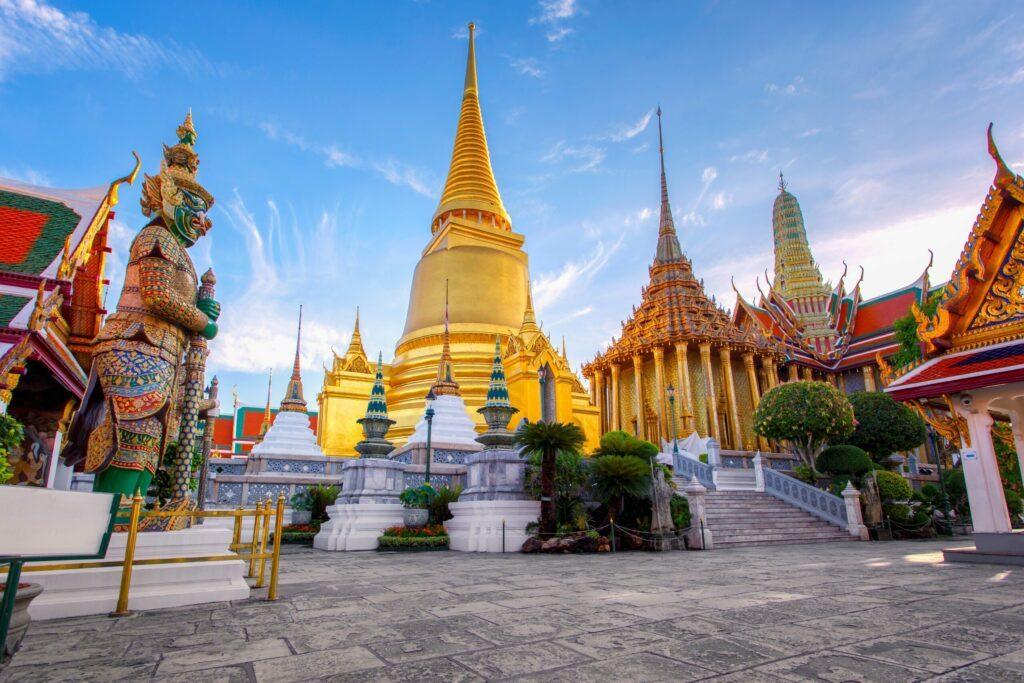 Temple à Bangkok
