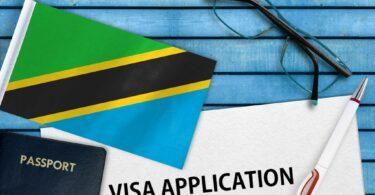visa pour la Tanzanie