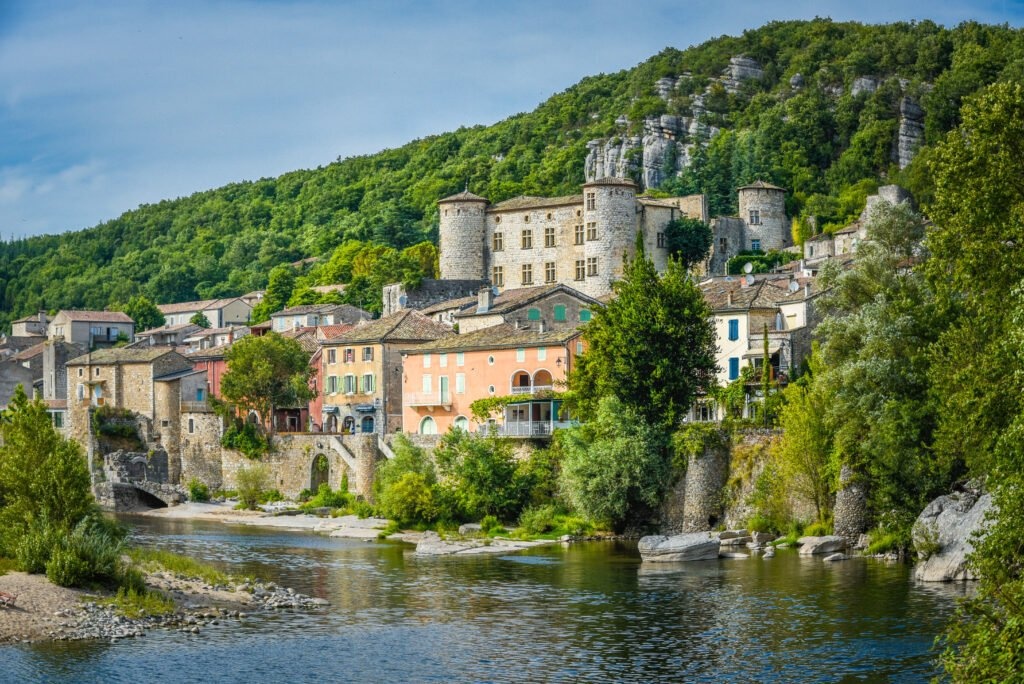 Vogüe en Ardèche