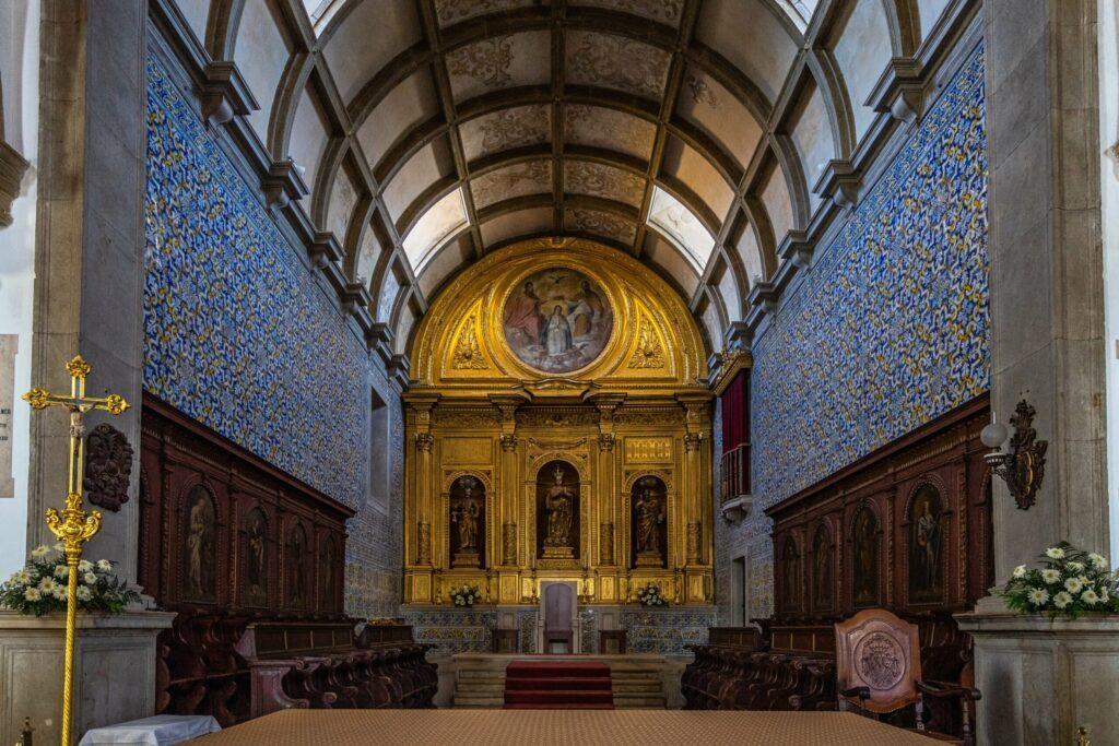 Cathédrale Sé à faire à Faro