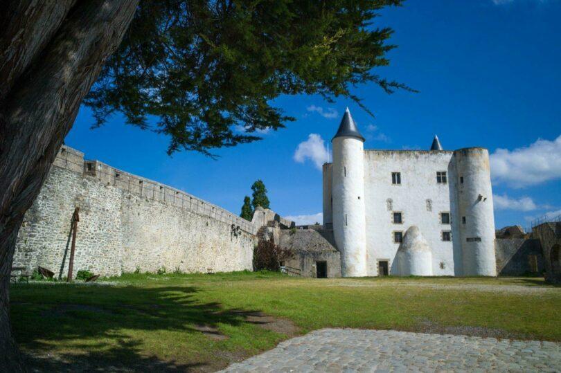 Château de Noirmoutier en Vendée