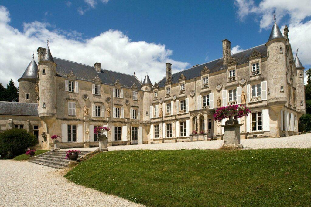 Chateau de Terre Neuve en Vendée