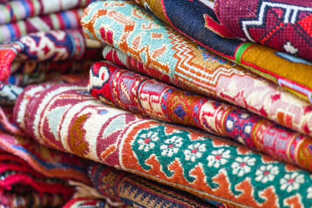 Choisir un tapis Kilim