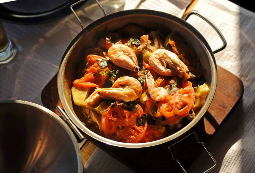 cuisine de l'Algarve