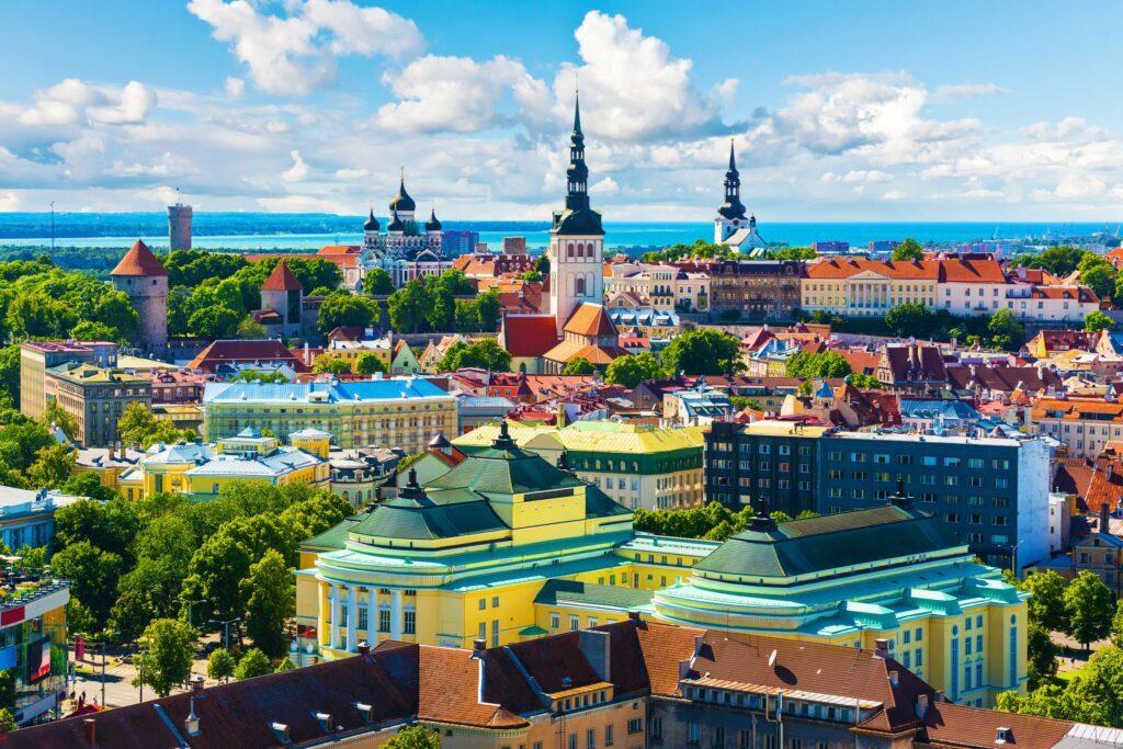 De nombreuses églises à voir à Tallinn