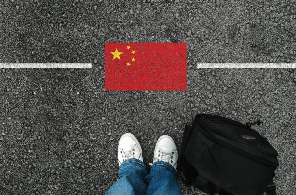 Demander son visa avant d'entrer en Chine