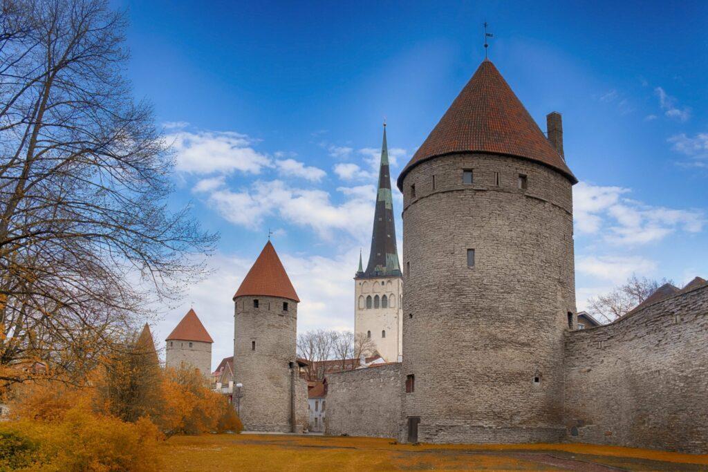 fortifications de Tallinn