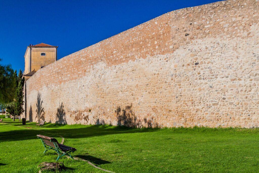 Les fortifications de Faro