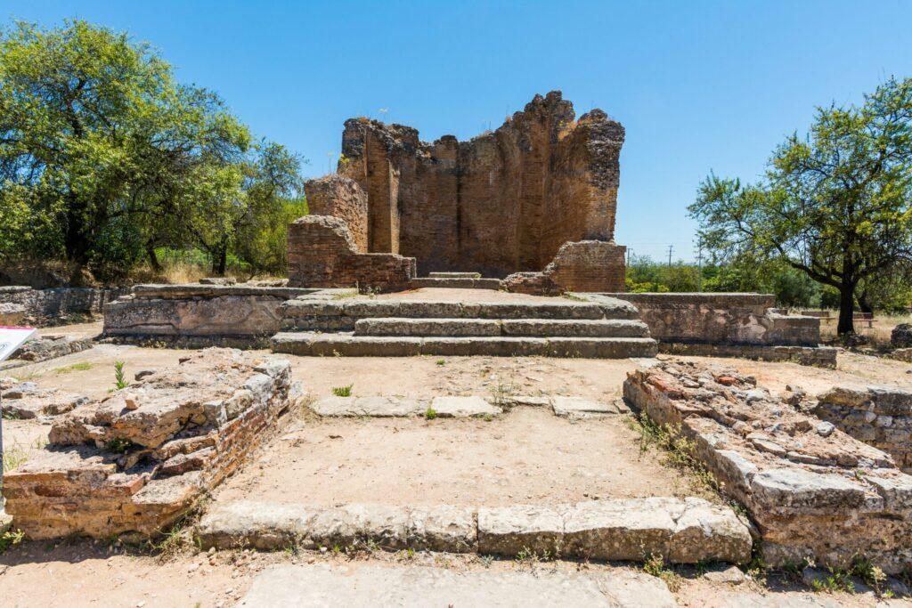 ruines romaines de Milreu